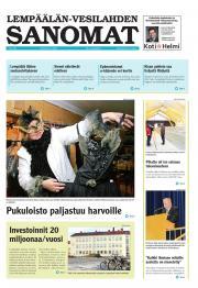 Lempäälän-Vesilahden Sanomat 08.11.2012