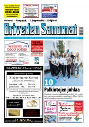 Oriveden Sanomat 11.12.2019