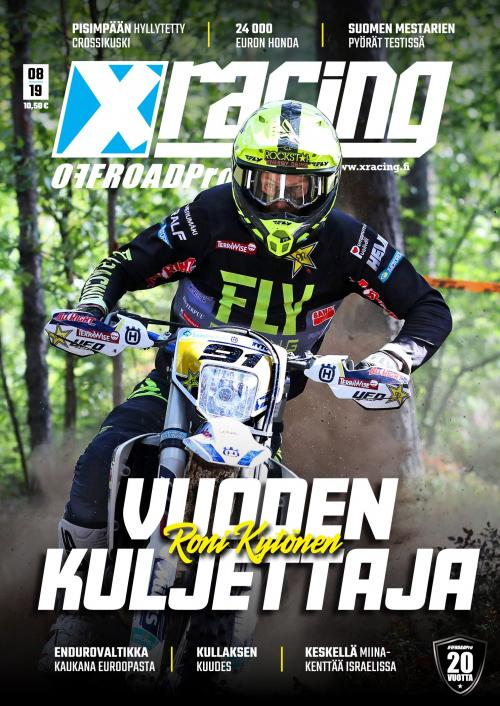 Xracing OFFROADPro 08/2019