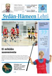 Sydän-Hämeen Lehti 09.11.2012