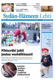 Sydän-Hämeen Lehti 23.12.2019