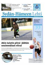Sydän-Hämeen Lehti 13.11.2012