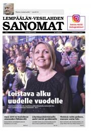 Lempäälän-Vesilahden Sanomat 8.1.2020