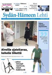 Sydän-Hämeen Lehti 8.1.2020