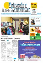 Oriveden Sanomat 13.11.2012