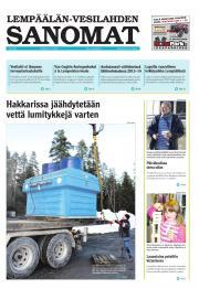 Lempäälän-Vesilahden Sanomat 15.11.2012
