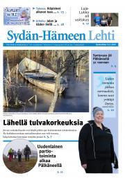 Sydän-Hämeen Lehti 15.1.2020