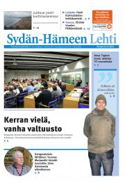 Sydän-Hämeen Lehti 16.11.2012