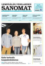 Lempäälän-Vesilahden Sanomat 19.11.2012