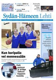 Sydän-Hämeen Lehti 22.1.2020