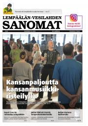 Lempäälän-Vesilahden Sanomat 22.1.2020