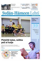 Sydän-Hämeen Lehti 20.11.2012