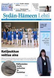 Sydän-Hämeen Lehti 29.1.2020