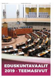 Eduskuntavaalit 2019 3.4.2019