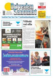 Oriveden Sanomat 20.11.2012
