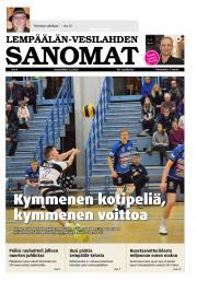 Lempäälän-Vesilahden Sanomat 5.2.2020