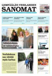 Lempäälän-Vesilahden Sanomat 22.11.2012