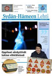 Sydän-Hämeen Lehti 23.11.2012