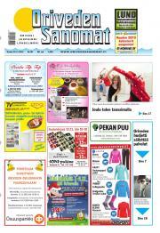 Oriveden Sanomat 22.11.2012