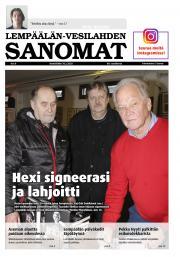 Lempäälän-Vesilahden Sanomat 19.2.2020