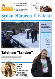 Sydän-Hämeen Lehti 19.2.2020