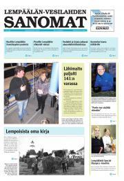 Lempäälän-Vesilahden Sanomat 26.11.2012