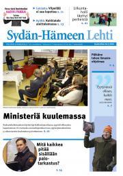Sydän-Hämeen Lehti 26.2.2020