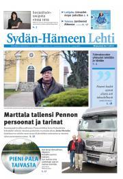 Sydän-Hämeen Lehti 27.11.2012