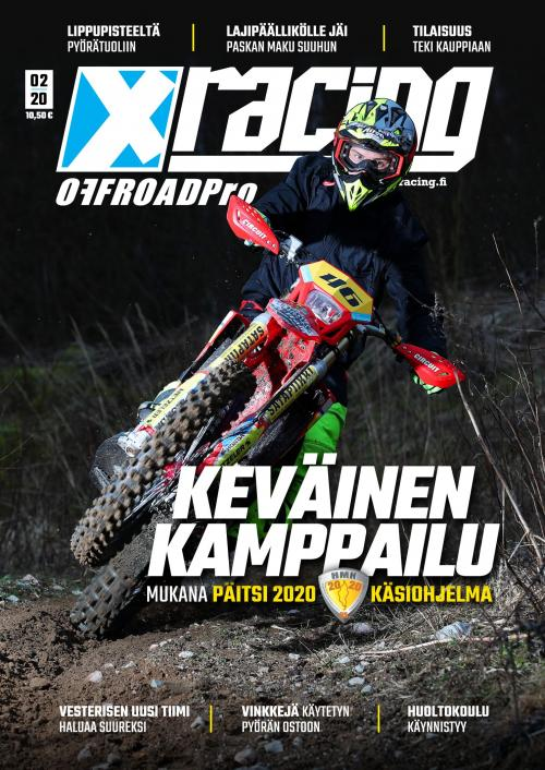 Xracing OFFROADPro 02/2020
