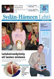 Sydän-Hämeen Lehti 29.11.2012