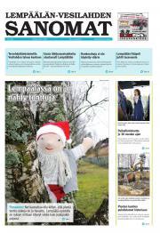 Lempäälän-Vesilahden Sanomat 29.11.2012