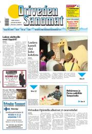 Oriveden Sanomat 29.11.2012
