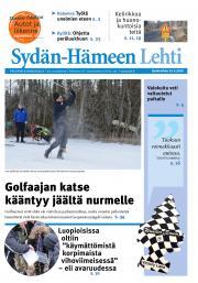 Sydän-Hämeen Lehti 25.3.2020