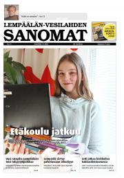 Lempäälän-Vesilahden Sanomat 1.4.2020