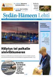 Sydän-Hämeen Lehti 8.4.2020