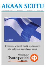 Akaan Seutu 05.12.2012