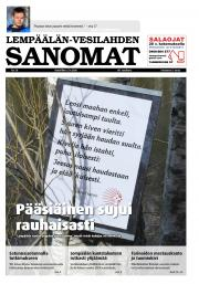 Lempäälän-Vesilahden Sanomat 15.4.2020