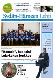 Sydän-Hämeen Lehti 15.4.2020