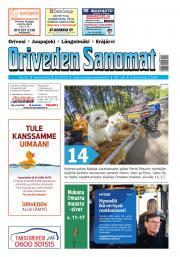 Oriveden Sanomat 9.10.2019