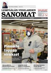 Lempäälän-Vesilahden Sanomat 22.4.2020