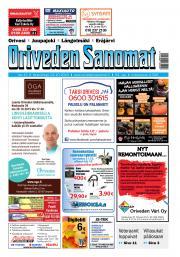 Oriveden Sanomat 23.10.2019
