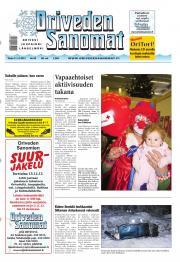 Oriveden Sanomat 11.12.2012