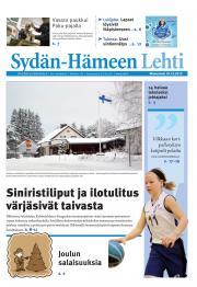 Sydän-Hämeen Lehti 11.12.2012
