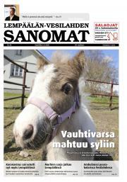 Lempäälän-Vesilahden Sanomat 13.5.2020