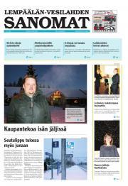 Lempäälän-Vesilahden Sanomat 13.12.2012