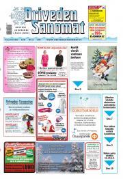 Oriveden Sanomat 13.12.2012