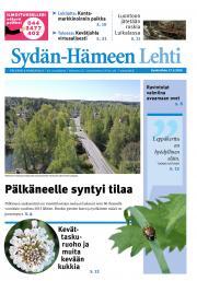 Sydän-Hämeen Lehti 27.5.2020