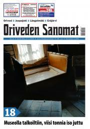 Oriveden Sanomat 27.5.2020