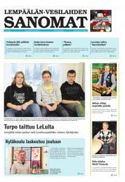 Lempäälän-Vesilahden Sanomat 17.12.2012