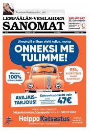 Lempäälän-Vesilahden Sanomat 3.6.2020